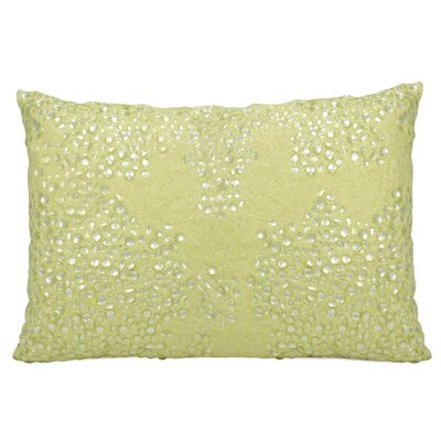 Hertzog Lumbar Pillow Size: 13 H x 18 W, Color: Yellow