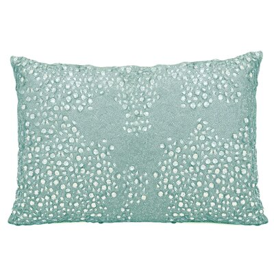 Hertzog Lumbar Pillow Size: 13 H x 18 W, Color: Blue