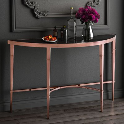 Lowestoft Console Table