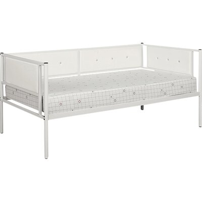 Fosteau Daybed Color: White