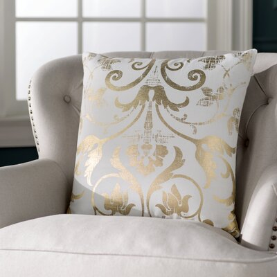 Zeller Cotton Throw Pillow