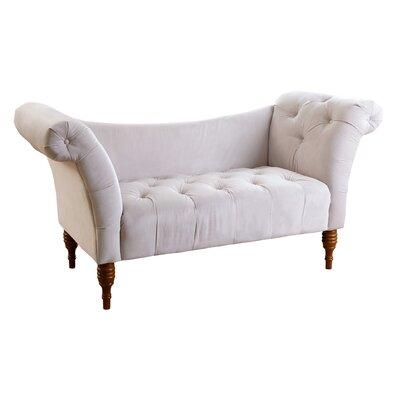 Kairi Settee Upholstery: Ivory