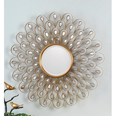 House of Hampton Peacock Mirror