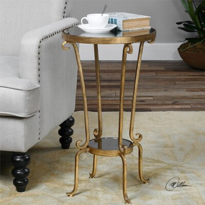 Oliver Round End Table