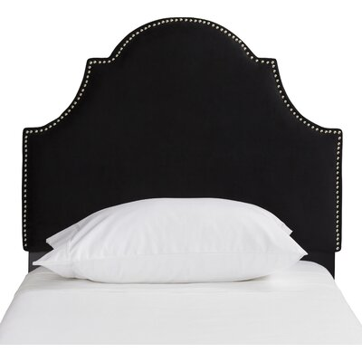 Charlayne Twin Upholstered Panel Headboard