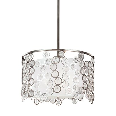 Marlborough 3-Light Drum Pendant