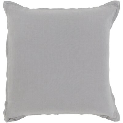 Windsor Throw Pillow Cover Size: 20 H x 20 W x 1 D, Color: Taupe