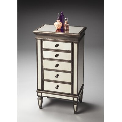Devondra 5 Drawer Chest