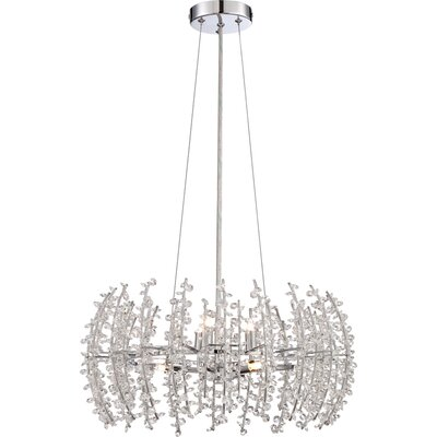 Viggo 6-Light Foyer Pendant