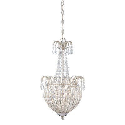 Corin 3-Light Inverted Pendant