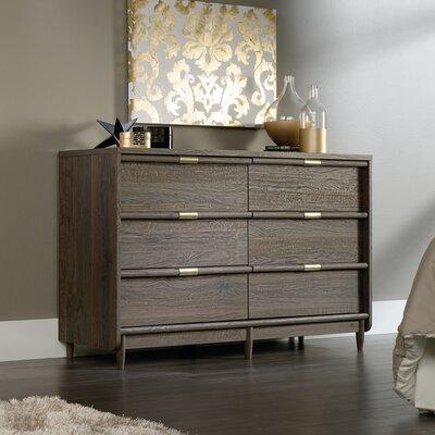 Broadridge 6 Drawer Double Dresser