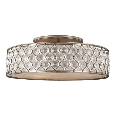 Somona 6-Light Semi Flush Mount