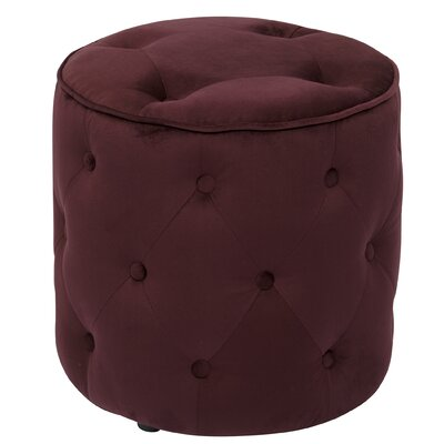Elvie Tufted Ottoman