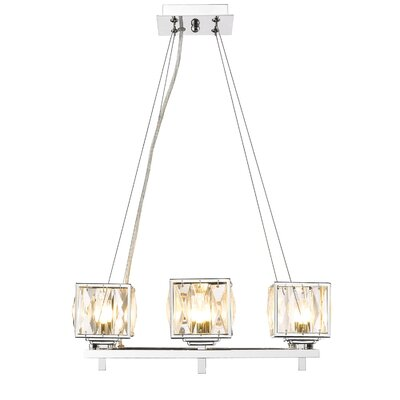 Dory 4 -Light Candle-Style Chandelier