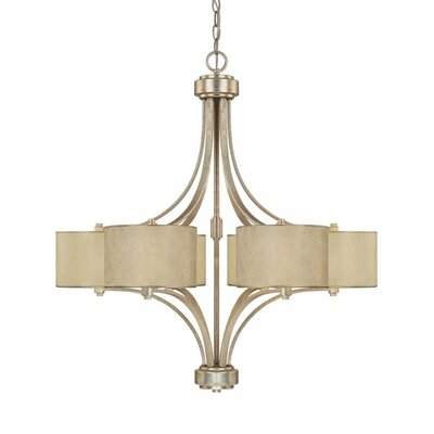 Joan 6-Light Drum Chandelier