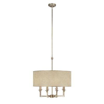 Lecompte 8-Light Drum Pendant