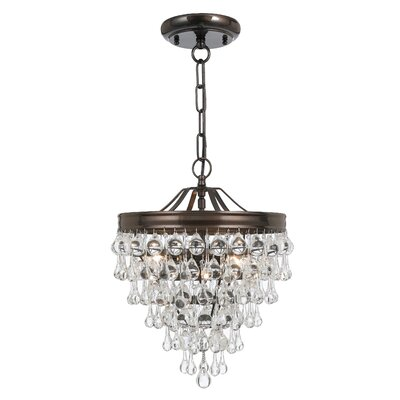 Robertville 3-Light Mini Pendant