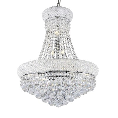 McTeer 12-Light Empire Chandelier