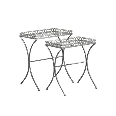 Merchant 2 Piece Nesting Tables