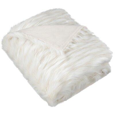 Atler Feather Throw Blanket