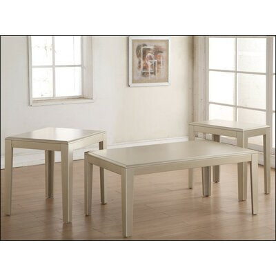 Pasolini 3 Piece Coffee Table Set by Simmons Casegoods