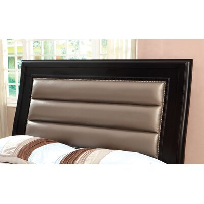 Travolta Upholstered Panel Bed Size: Eastern King