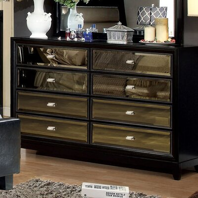 Travolta 6 Drawer Dresser
