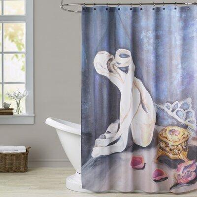 Tess Still Life Shower Curtain