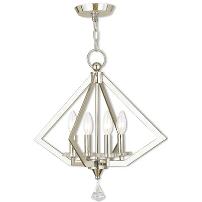 Estee 4-Light Foyer Pendant