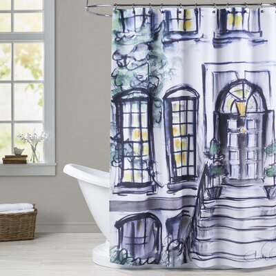 Sharpsburg Shower Curtain