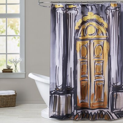 Bernadine Versailles Doors 1 Shower Curtain