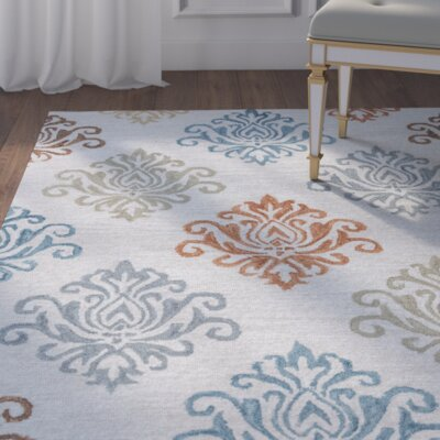 Ilfracombe Hand-Tufted Multi Area Rug Rug Size: Runner 26 x 8