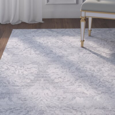 Herne Bay Gray/Silver Area Rug
