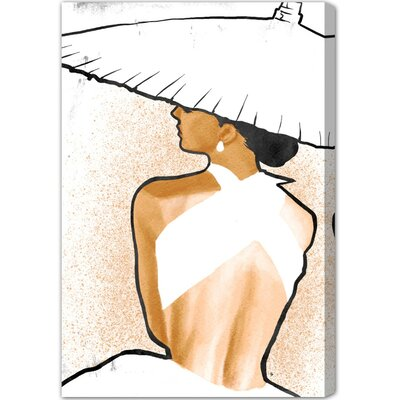 Retro Glam I Canvas Print, Oliver Gal