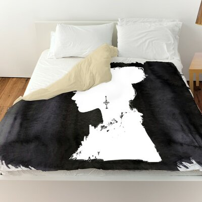 Whalley Beaut� Duvet Cover Size: King