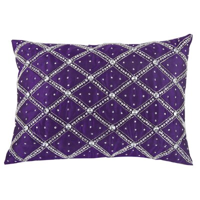Winkler Rhinestone Lumbar Pillow (Set of 2)