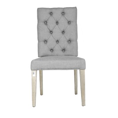 Wanger Side Chair Finish: Gray