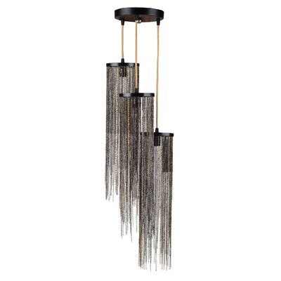Westwick 3-Light Cascade Pendant