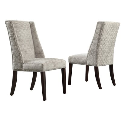 Anke Wingback Side Chair