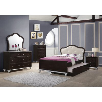 Johnny Panel Customizable Bedroom Set
