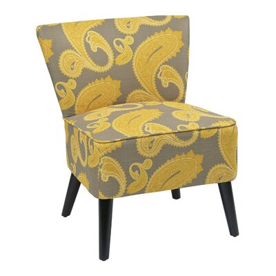 Feldman Side Chair Color: Dijon