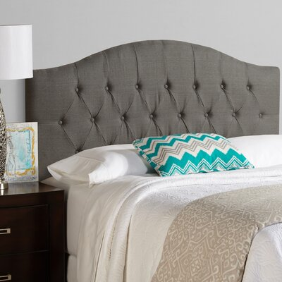 Sherburne Upholstered Headboard Size: Queen