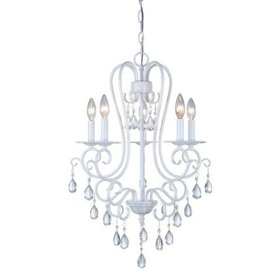 Fletcher 4-Light Candle-Style Chandelier