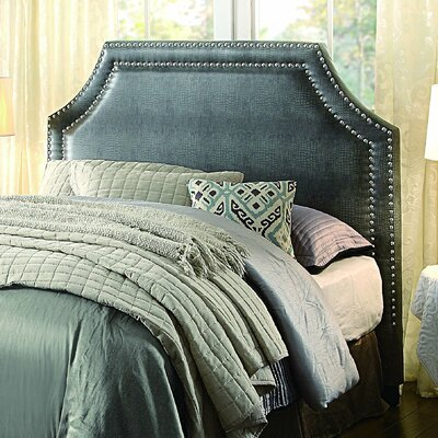Lefkowitz Upholstered Panel Headboard Size: Full/Queen