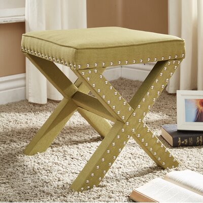Lorenz Ottoman Finish: Lemon