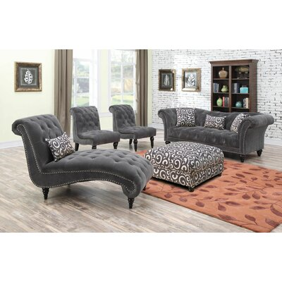 Hendrix Configurable Living Room Set