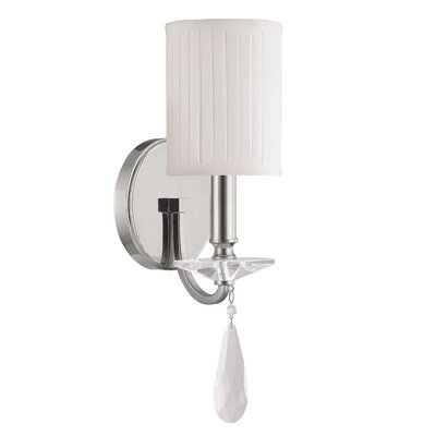 MacGraw 1-Light Wall Sconce