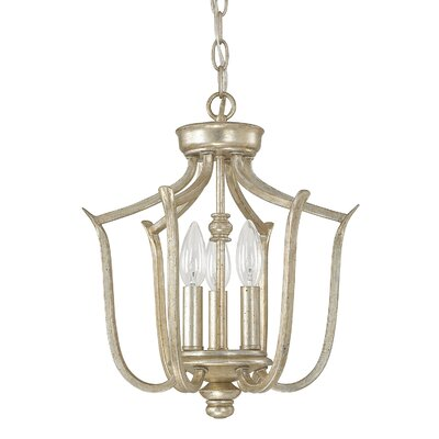 Cecil 3-Light Foyer Pendant
