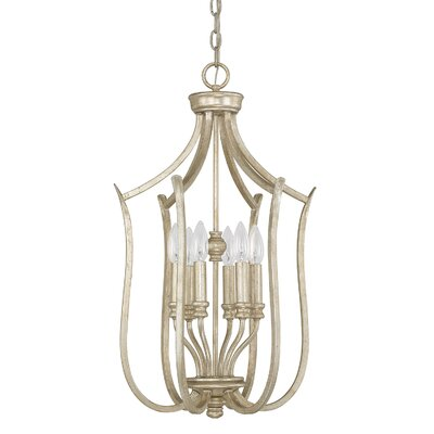 Cecil 6-Light Foyer Pendant