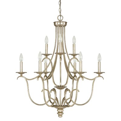 Cecil 9-Light Candle-Style Chandelier